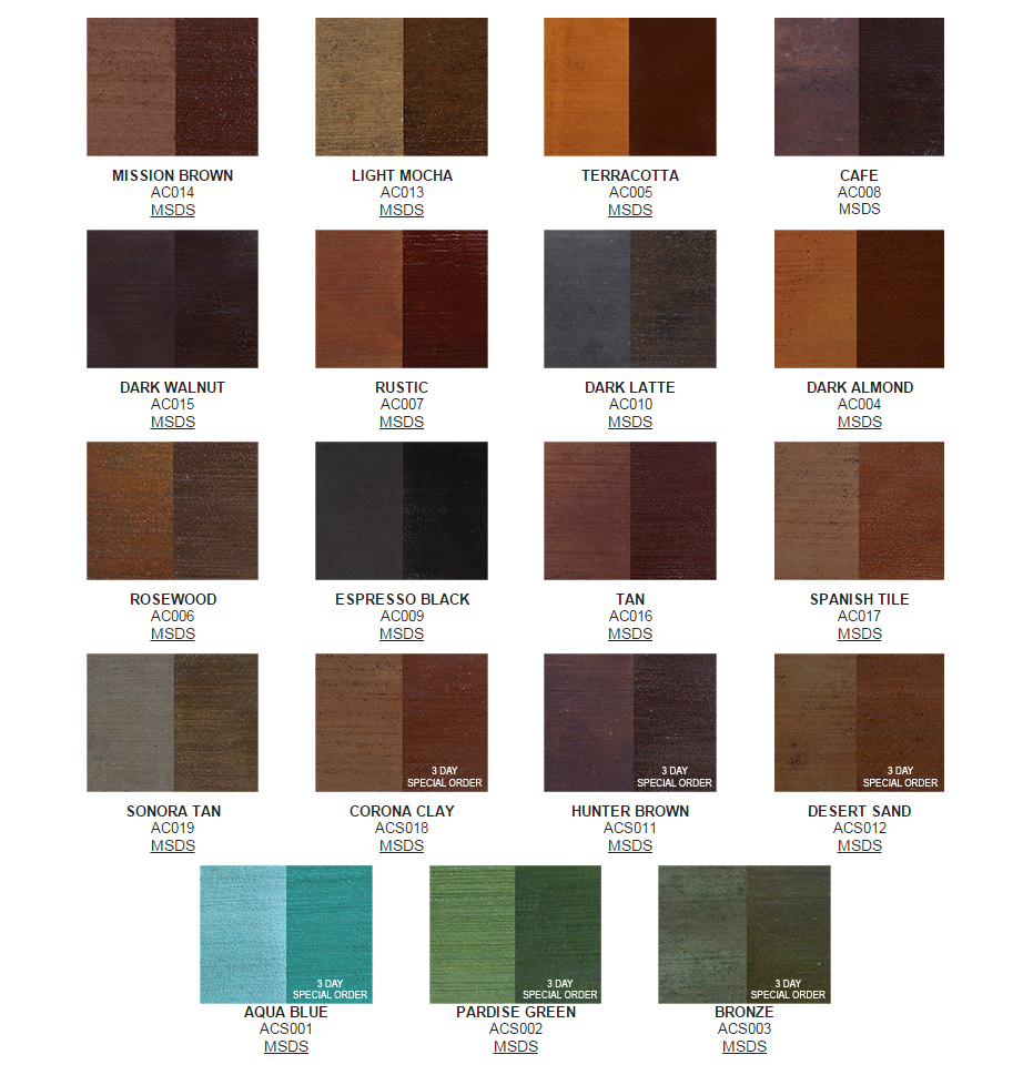 Sikaflex Color Chart Images Free Any Chart Examples