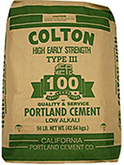 Colton High Early Cement