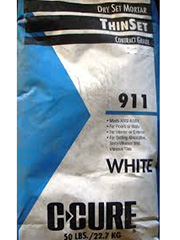 C-Cure Thinset White