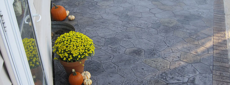 Concrete Products Header