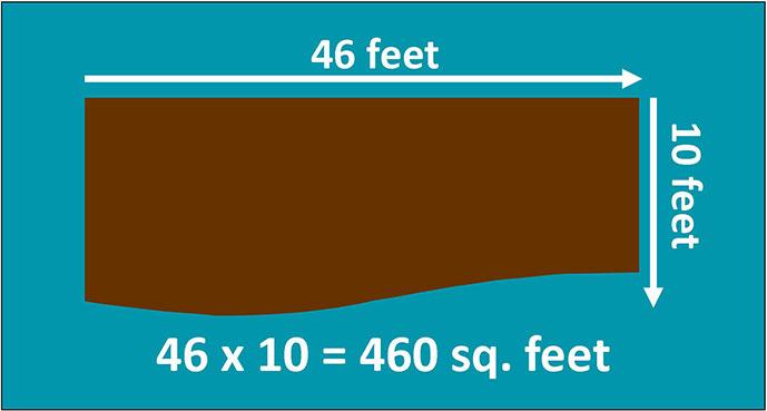 Woods Calculator Graphic